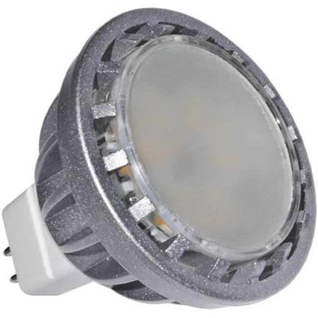 Dabmar Lighting DL-MR16-LED-16-30K MR16 LED Lamp - 7W High Power 12V Warm White - 2.13 x 1.95 x 1.95 in. - image 1 de 1