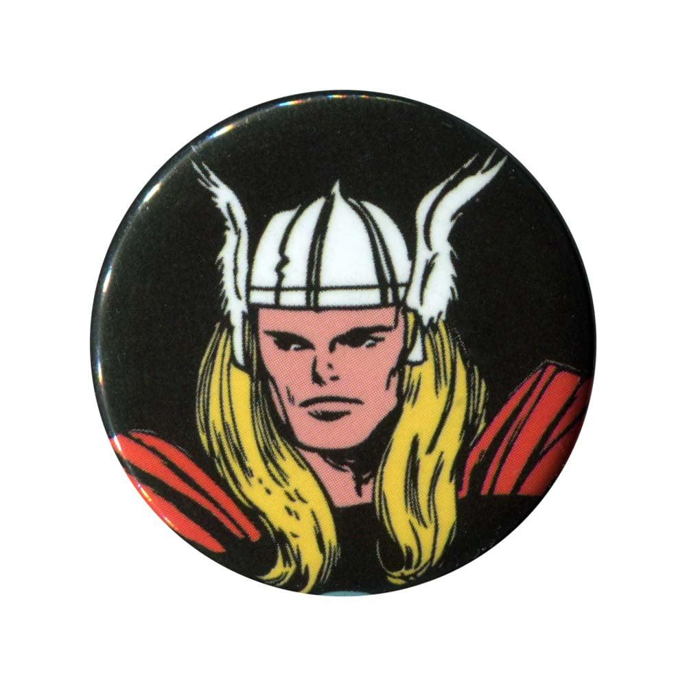 Thor Face Button
