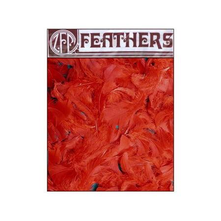 Zucker Feather Turkey Plumage  5Oz Red