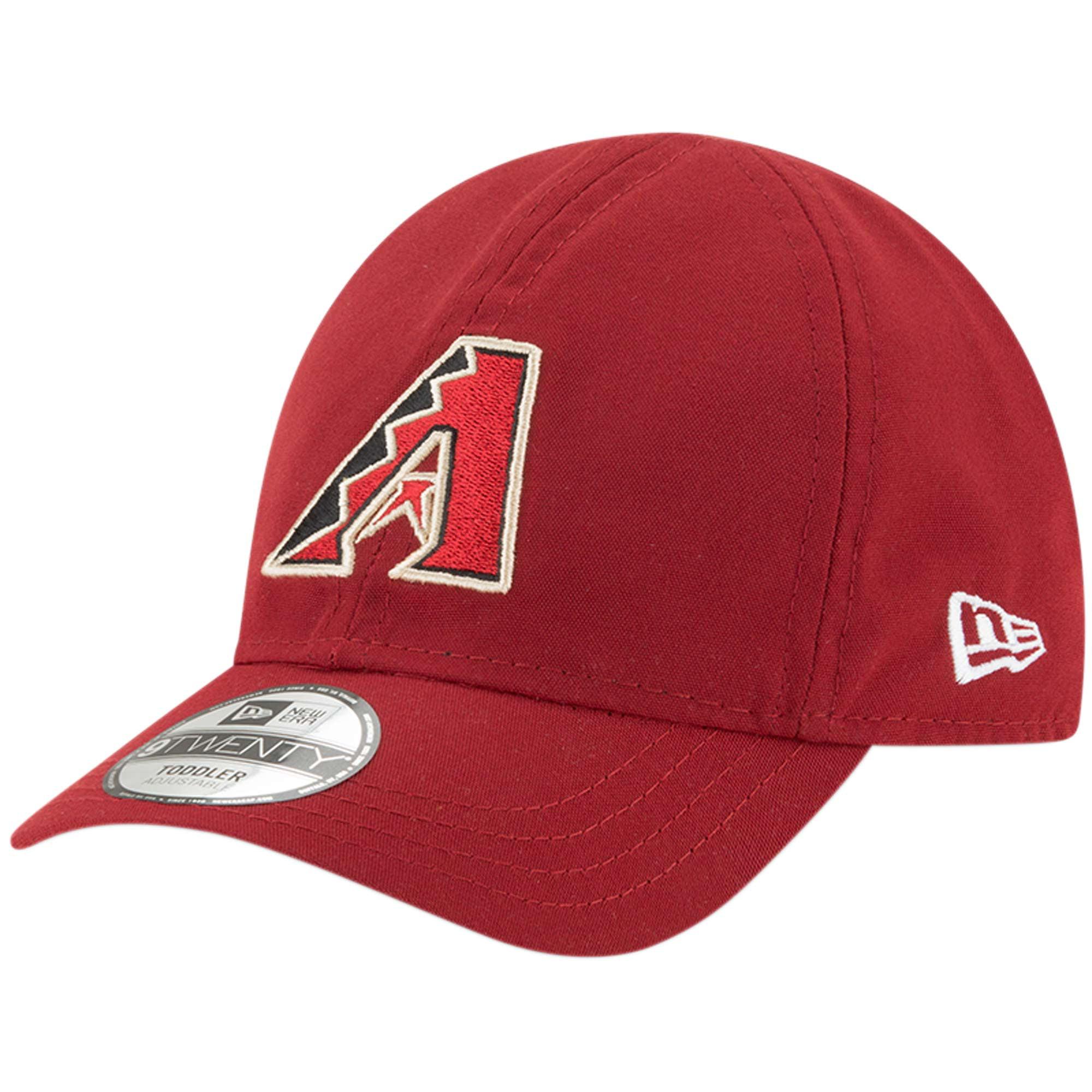 Arizona Diamondbacks New Era Infant My 1st 9TWENTY Adjustable Hat - Red - OSFA