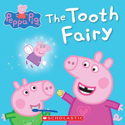 The Tooth Fairy (Peppa Pig) - Bunny Tooth Fairy Box