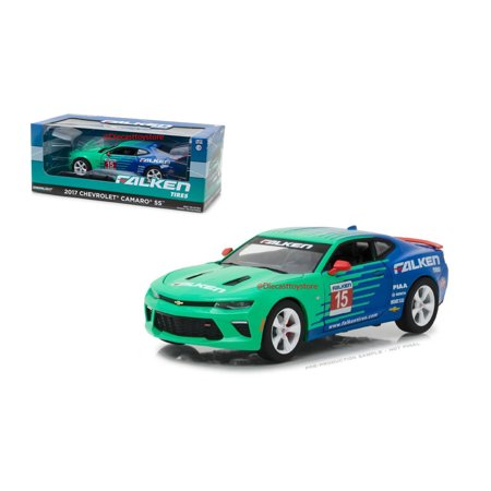 GREENLIGHT 1:24 2017 CHEVROLET CAMARO SS - FALKEN TIRES
