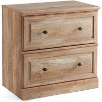 Better Homes & Gardens Crossmill Lateral File, Weathered Finish