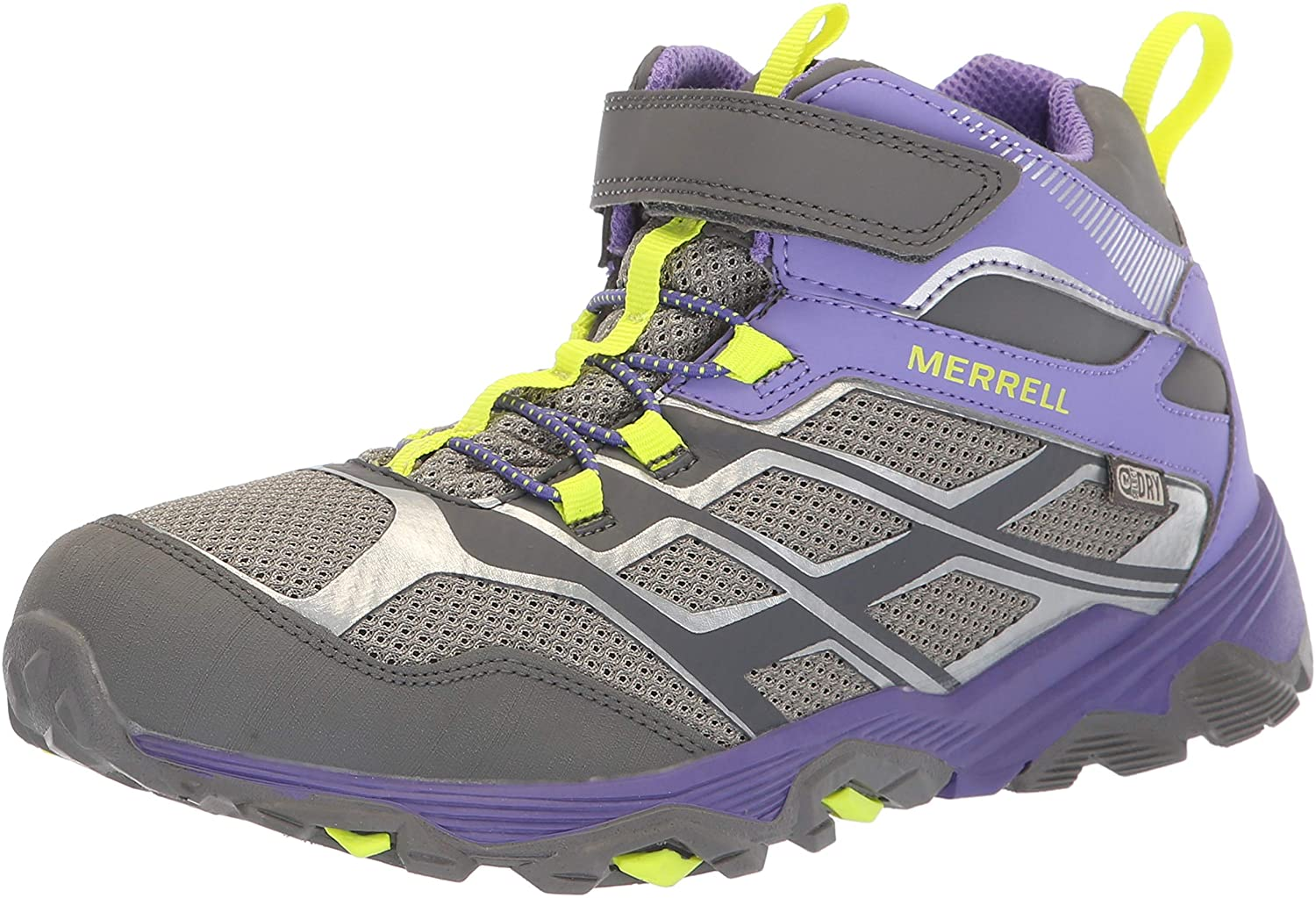 merrell moab fst mid waterproof boot us