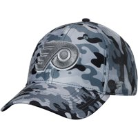 452092e9e68 Product Image Philadelphia Flyers Fanatics Branded Urban Trucker Adjustable  Hat - Camo Gray - OSFA