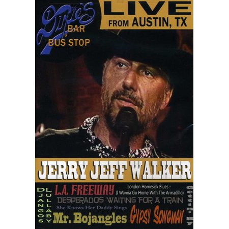 Live From Dixie's Bar and Bus Stop (DVD)