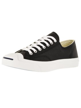 426b912f321 Converse Unisex Jack Purcell Lea OX Casual Shoe