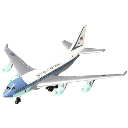 Military Air Force Planes - Air Force One Single Plane, Officially licensed by the airline By Daron