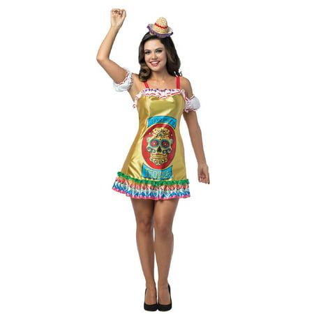 Tequila Dress Costume - Tequila Halloween Costume