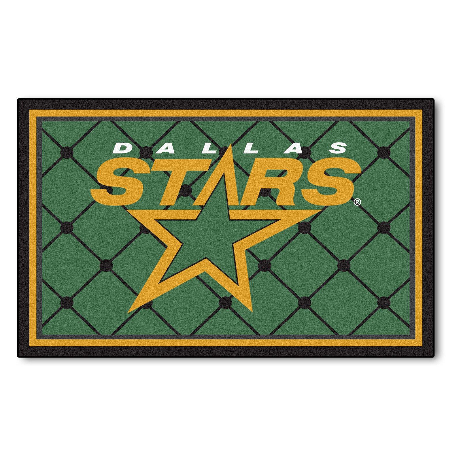 NHL - Dallas Stars 4'x6' Rug