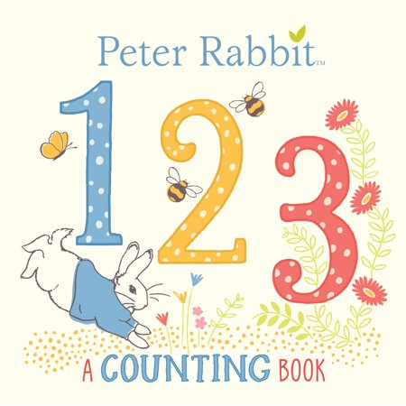 - Peter Rabbit 123 : A Counting Book