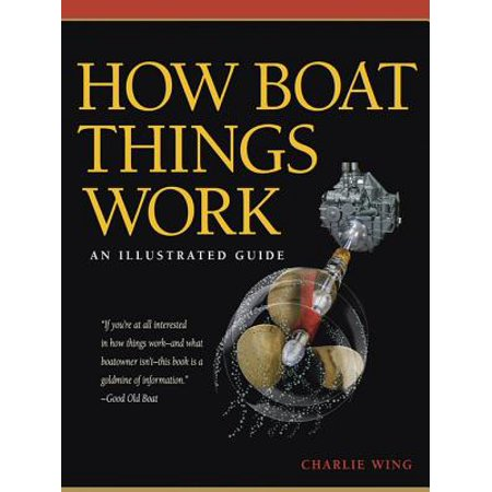 How boat things work: an illustrated guide: amazon. Co. Uk: charlie.
