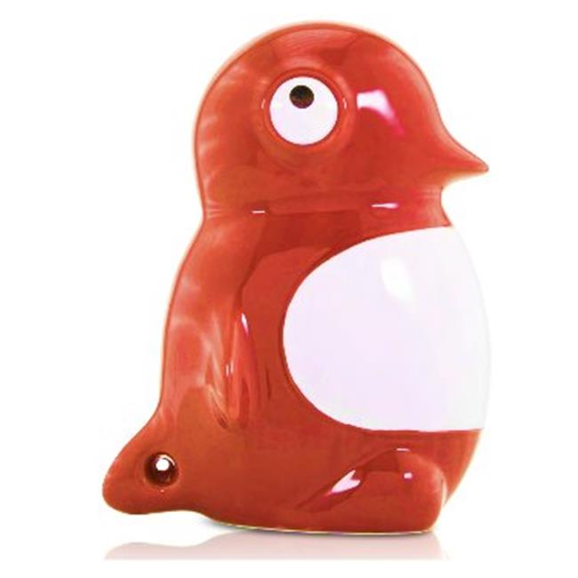 Bone Collection LF12081R Maru Penguin Bank, Red