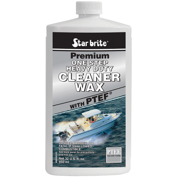CLEANER/WAX PREMIUM 32OZ