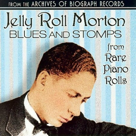 Blues & Stomps from Rare Piano Rolls Blues Country Piano