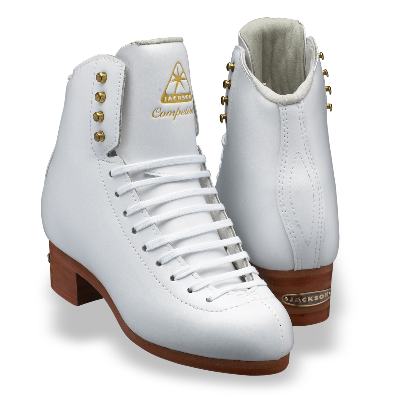 Figure Skates Jackson Competitor DJ2401 Misses Boot by