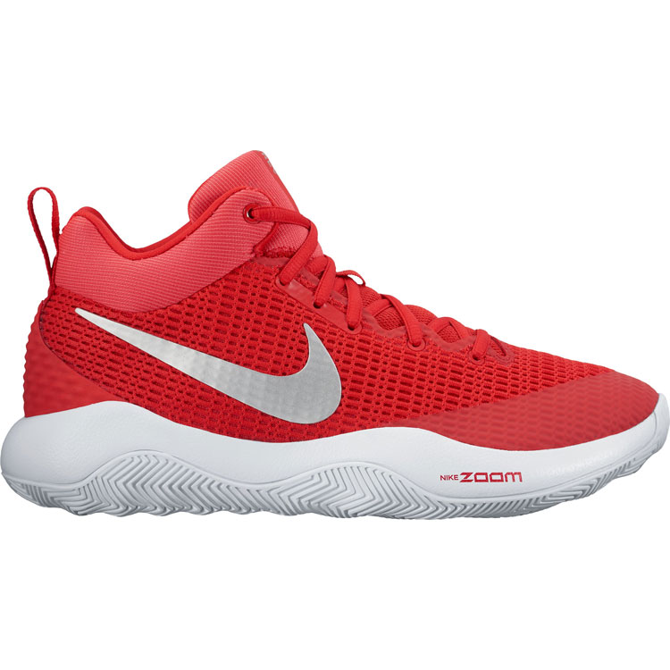 Nike Zoom Rev TB Mens, Red, 7 D US