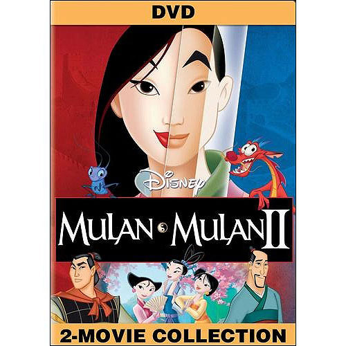 Mulan / Mulan II: 2-Movie Collection