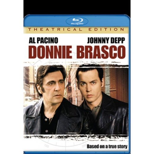 Donnie Brasco (Blu-ray) (Widescreen)