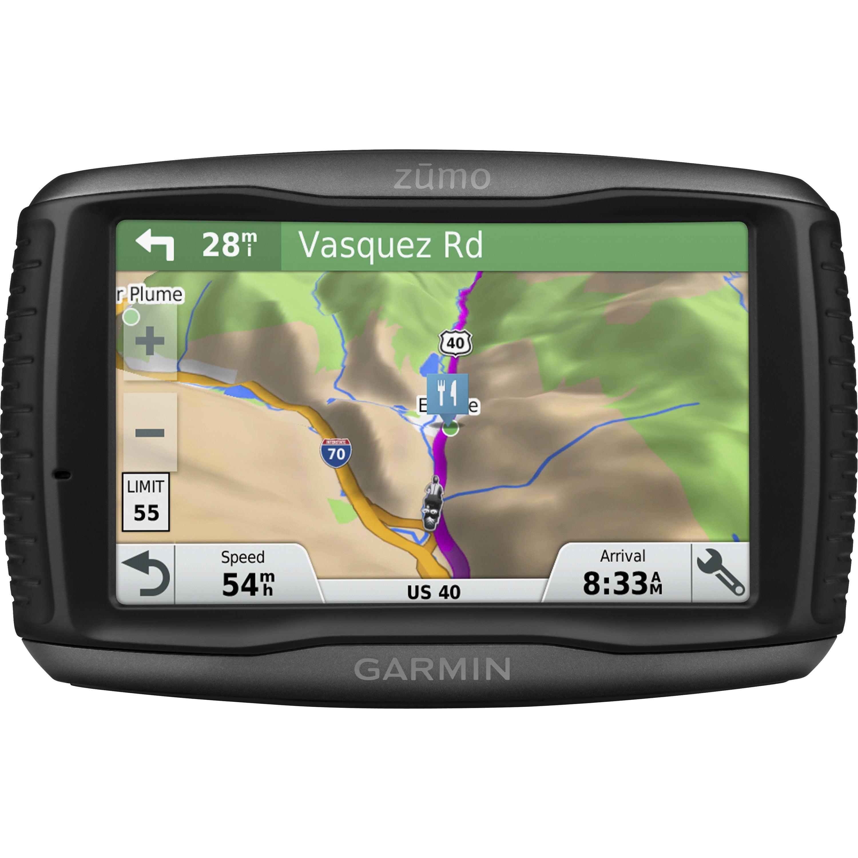Garmin Zumo 595LM Motorcycle GPS by Garmin