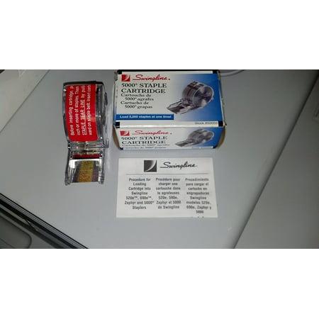50050 Staple Cartridge  5000 Box  Global Product Type  Staples Electric Stapler Cartridge By Swingline