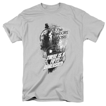 Twilight Zone - Fifth Dimension - Short Sleeve Shirt - -