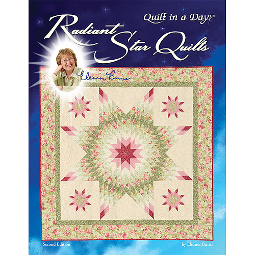 Radiant Star Quilts - Quilt In A Day