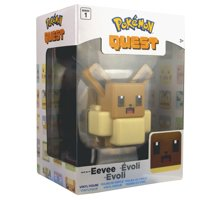 Wicked Cool Pokmon Quest 4 Vinyl Figure- Eevee- Officially Licensed Pokemon Quest Figure