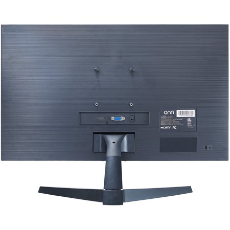 onn. 22u0022 1920x1080 HDMI VGA 60hz 6.5ms HD LCD Monitor