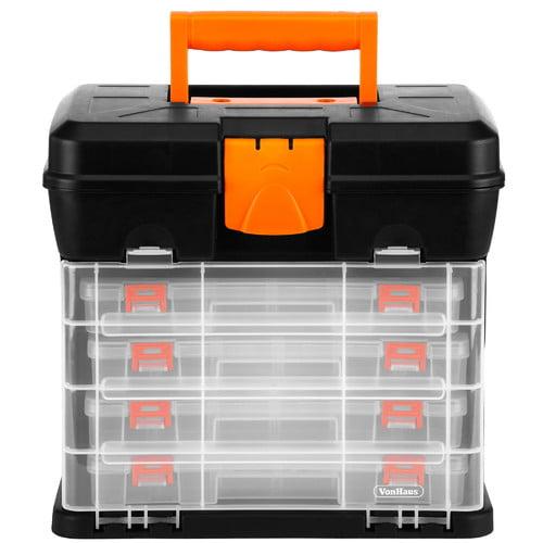 VonHaus Utility Tool Box by