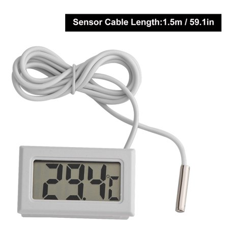Lcd Digital Temperature Sensor - Greensen Mini Hygrometer Temperature Humidity Meter Probe Sensor Digital LCD Thermometer, Thermometer Hygrometer