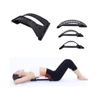 Back Massager Magic Stretcher Fitness Stretch Equipment Lumbar Support Relaxation Mate Spinal Pain Relieve Chiropractor