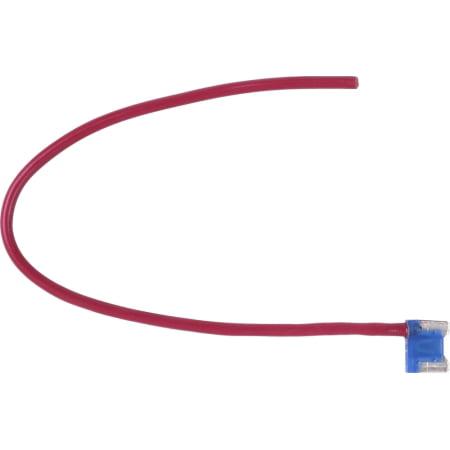 Accele Electronics - Mini ATM Low Profile Pigtail Fuse, 15 AMP/ 12 pack