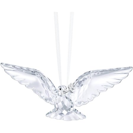 Swarovski PEACE DOVE ORNAMENT (Peace Dove Christmas Ornament)