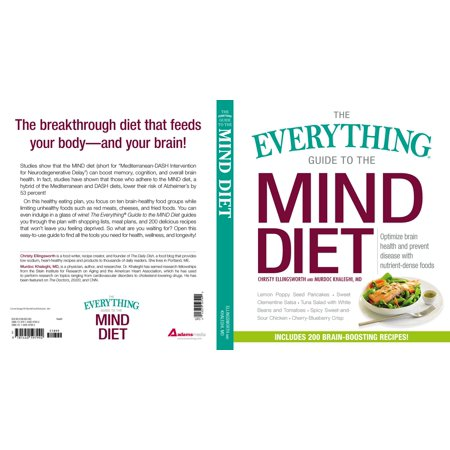 The Everything Guide to the MIND Diet : Optimize Brain Health and Prevent Disease with Nutrient-dense (Best Foods For Brain Health)