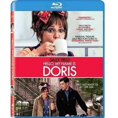 Hello  My Name Is Doris  Blu Ray