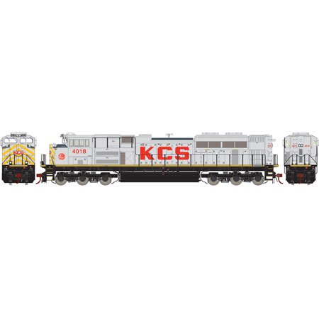 Athearn G68774 Ho Kansas City Southern Sd70ace  4018