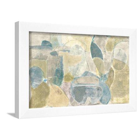 Sea Glass II Framed Print Wall Art By Rob Delamater - Walmart.com