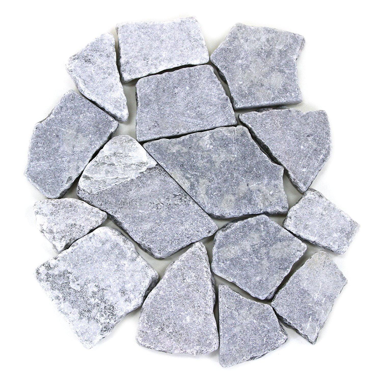 Koyal Wholesale 424521 Slate Wishing Rocks Vase Fillers - Pink