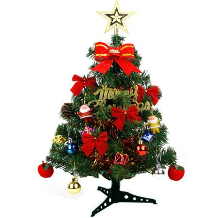 〖Follure〗Mini Table Top Christmas Tree Decoration Decor Home Xmas Gift Party ()