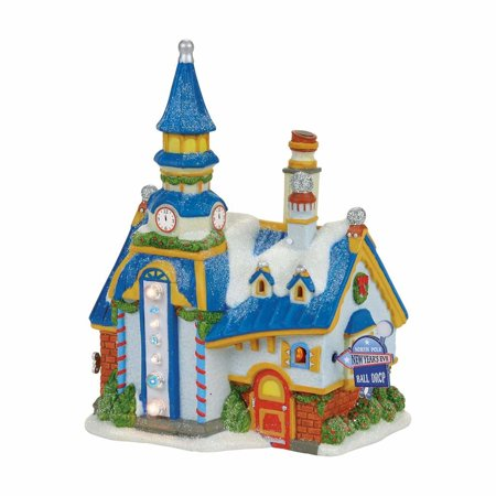 Dept 56 North Pole Series 4056667 North Pole New Years Eve Center 2017 56 North Pole Series