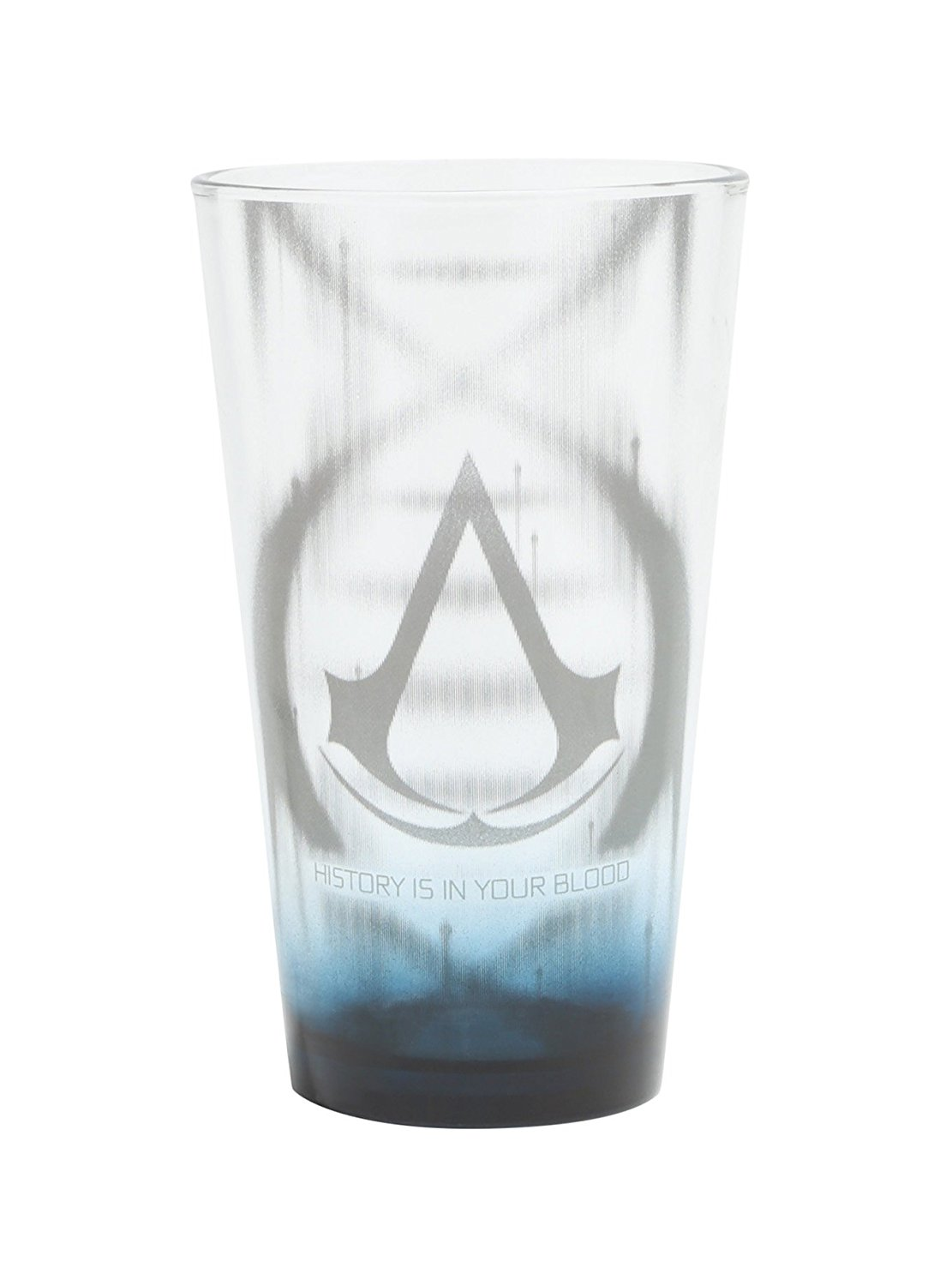 Assassin's Creed Find Your Past 16 oz Pint Glass by Surreal Entertainment