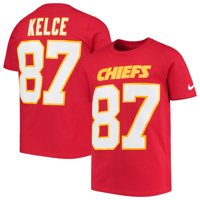 Product Image Travis Kelce Kansas City Chiefs Nike Youth Player Pride 3.0  Name   Number T-Shirt 165c68c91