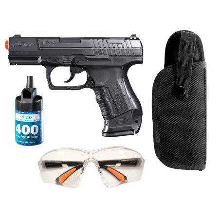Umarex WALTHER P99 SHOOTERS KIT BLACK