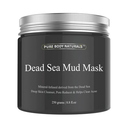 Pure Body Naturals Dead Sea Mud Mask - 8.8 Oz ()