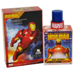 Kids Iron Man by Marvel, 1.7 oz Eau de Toilette Spray for Men