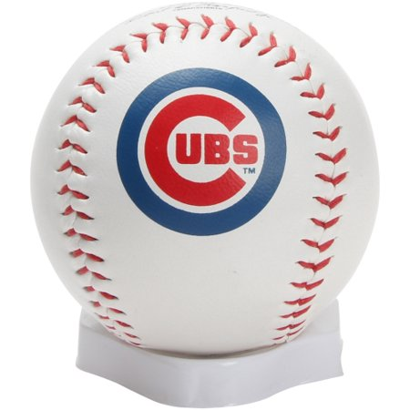 Jarden Chicago Cubs , ''The Original'' Team Logo Collectible MLB Baseball, Single Ball