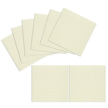 Triluc Place and Stick Tile Mats, Cream, 12x12 (8 Pieces) Cleveland Browns Carpet Tiles