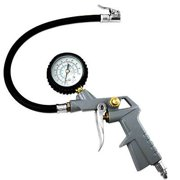 GHP Air Auto Gauge Tire Inflator for Air Compressor with Pressure Gauge Filler
