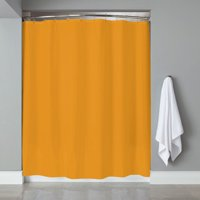 Product Image PEVA Shower Curtain Liner W Magnets Solid Color 70 X